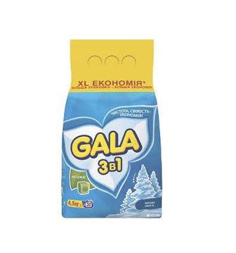 Порошок для прання автомат Gala 4 кг