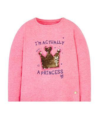 Рожевий топ принцеси від Mothercare