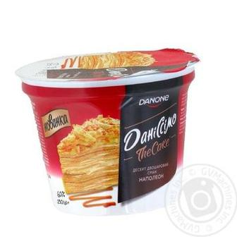 Десерт Даниссимо 6,4%, 230 г