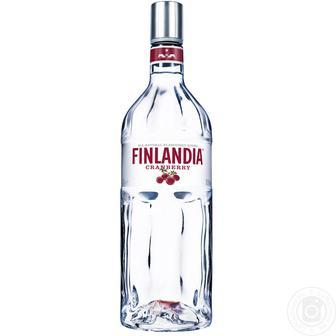 Скидка 15% ▷ Водка Финляндия Клюква белая 0.5 л