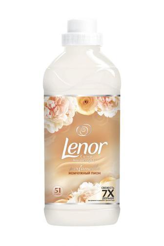 Кондиционер для белья LENOR Жемчужный пион, 1,8л