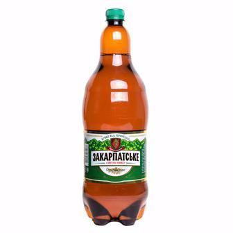 Пиво Закарпатське 0.9 л