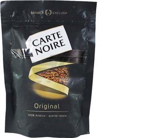 Кава розчинна, Carte Noire, 70 г
