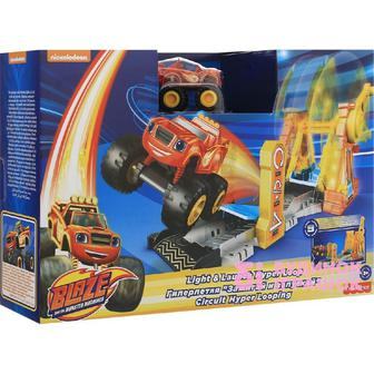 Ігровий набір Blaze&Monster Machines Суперпетля (DTK34)