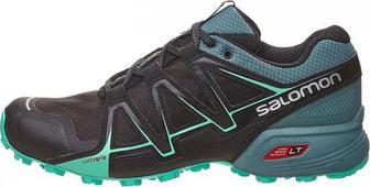 Кросівки Salomon SPEEDCROSS VARIO 2 W L39841800 р. 6 зелено-чорний