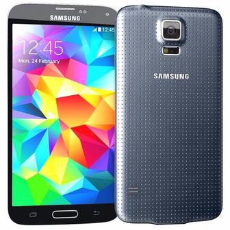Смартфон Samsung Galaxy S5 G900H Charcoal Black