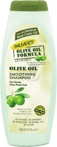 Шампунь Palmer's з оливковою олією та вітаміном Е 400 мл