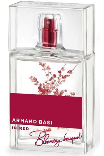 Скидка 50% ▷ ARMAND BASI In Red Blooming Bouquet Туалетная вода, спрей 30/50 мл