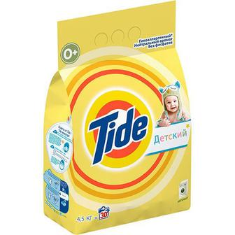 Стиральный порошок детский Tide 2.4кг