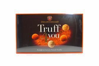 Конфеты шоколадные Truff 4you Oskar le Grand, 100г