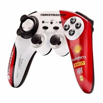 Игровой манипулятор Thrustmaster F1 Wireless Gamepad Ferrari 150th Italia Alonso Edition (4160580)