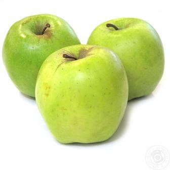 Яблуко Семеренко ціна за 1 кг