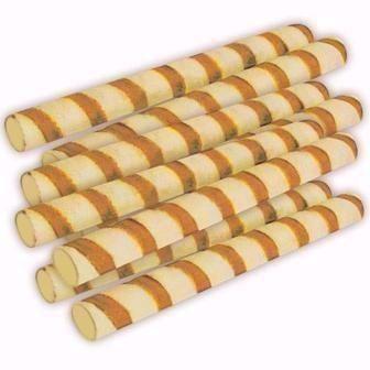 Трубочки вафельні какао або молоко ХБФ 1 кг