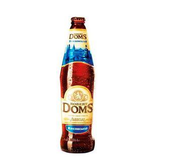 Пиво Роберт Домс Бельгійський Львівське 0,5л