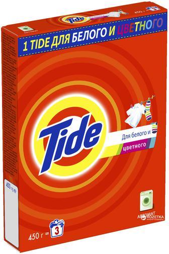 Tide Стиральный порошок Tide для ручной стирки 450г
