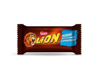 Скидка 37% ▷ Цукерки Nestle Lion карамельний, кг