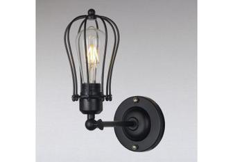 Бра Light House LS-11093-1W BK чорне