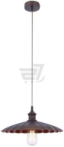 Підвіс Globo CLAUDIA 1x60 Вт E27 коричневий 15081
