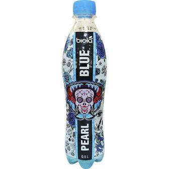 Напій Pearl blue зі смаком ігристого вина 0,5л Біола