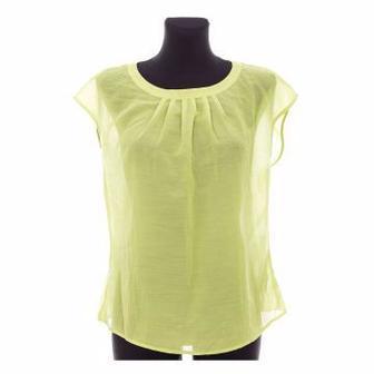 Блуза UNIQUE  салатовая