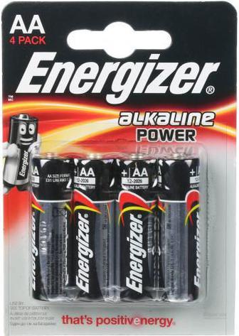 Батарейка Energizer Base AA 4 шт. (AA/LR6 FSB4)