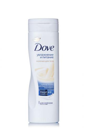 Молочко для тела Dove для сухой кожи, 250мл