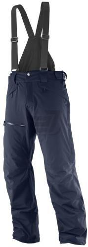 Штани Salomon Chill Out Bib Pant M L39705400 L темно-синій