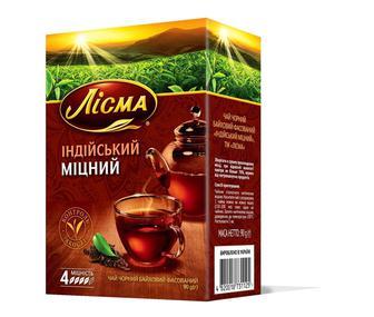 Чай «Індійский Міцний», Лісма, 90 г