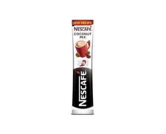 Напій кавовий розчинний Nescafe 3 в 1, Coconut Mix, 13 г