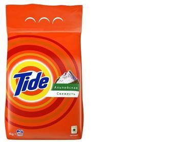 Порошок пральний Tide Альпійська свіжість, 6 кг