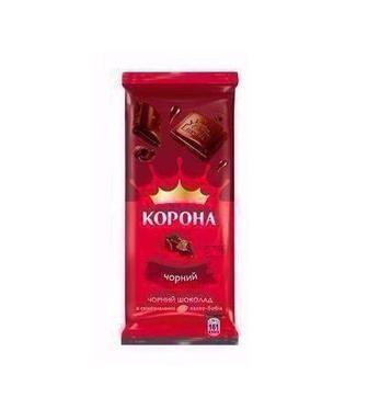 Скидка 29% ▷ Шоколад чорний, 85 г Корона