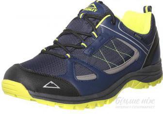 Кросівки McKinley Maine AQB M 253350-902519 р.45 синьо-салатовий