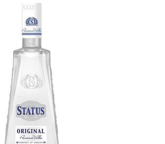 Горілка Status Оригінальний особл. 38%, 0,5 л