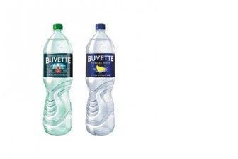 Вода Buvette №7 газированная/негазированная с лимоном, 1,5л
