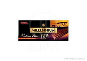 Шоколад черный Millennium Favorite Brut 80% 100 г,