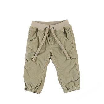 Штаны для мальчика с подкладкой