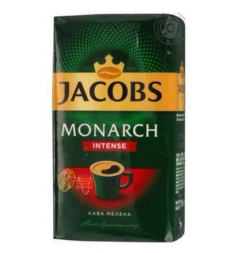 Кава мелена Intense Jacobs Monarch 230г