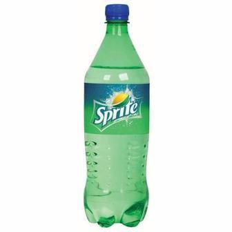 Вода Спрайт 1,5 л