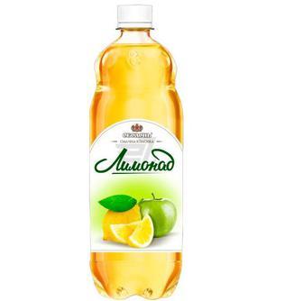 Безалкогольный напиток Оболонь Лимонад 1 л
