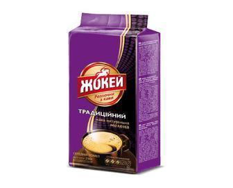 Кава мелена Жокей, Традиційний, 225 г