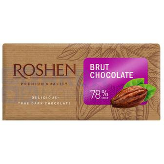 Шоколад Brut 78% 90г