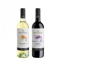 Вино Италия белое/красное сухое Zonin, 0,75л