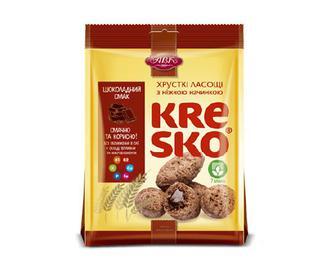Печиво АВК Kresko шоколадний смак, 74г