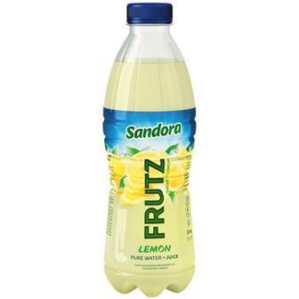 Напій Sandora Frutz лимон негаз. пет 1л