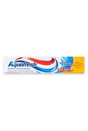 Зубная паста Aquafresh освижаюча мята 125мл