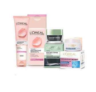 L'Oreal Paris засоби догляду за обличчям