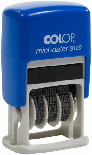 Міні-датер S120 4 мм Colop