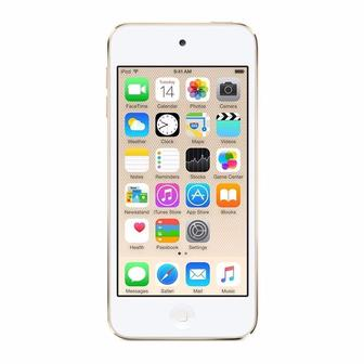 Mp3 плеер Apple iPod touch 6Gen 16GB Gold Pink Blue Silver