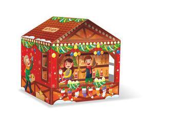 """Подарунок """"Різдвяний ярмарок"""" №9, Roshen, 500г"""