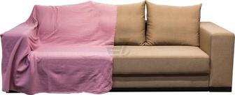 Плед 150x180 см рожевий UP! (Underprice)